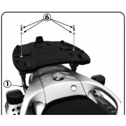 Adaptador 639F para maleta MONOKEY® o MONOLOCK®