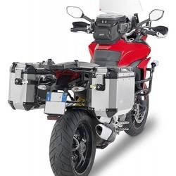 Soporte Lateral DUCATI Multistrada 1200 para Baul Monokey Cam-Side
