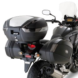 Herraje lateral HONDA CB 500 X para Baúl Monokey o Retro Fit