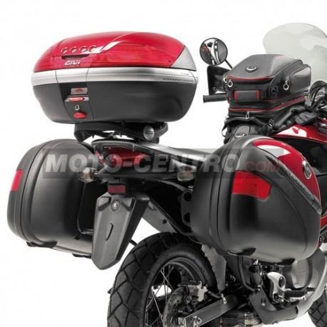 Soporte lateral HONDA XL 700V Transalp para Baúl Monokey