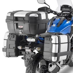 Soporte lateral HONDA NC 750 X para Baúl Monokey® o RETRO FIT