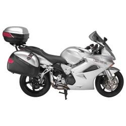 Soporte lateral  HONDA VFR 800 para Baúl Monokey® SIDE