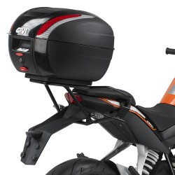 Soporte posterior para Baúl GIVI KTM Duke 125/200/390