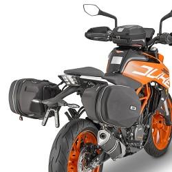 Soporte alforjas GIVI KTM DUKE 125/390