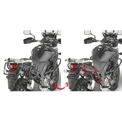 Herraje lateral especifico GIVI SUZUKI DL 650 V-STROM