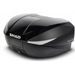 Tapa Baúl SHAD SH50 NEGRO METAL