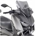 Cúpula GIVI baja y deportiva YAMAHA X-MAX 125/300/400