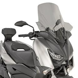 Cúpula ahumada alta calidad GIVI YAMAHA X-MAX 125/300/400