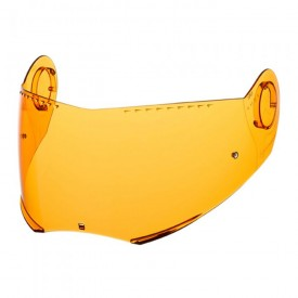 Pantalla Schuberth c3-C3PRO-S2SPORT naranja alta vision