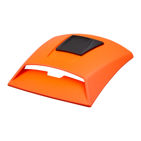 Entrada aire superior SCHUBERTH C4 naranja
