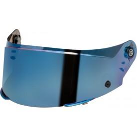 Pantalla SCHUBERTH SR2 azul espejo para TEAR-OFF