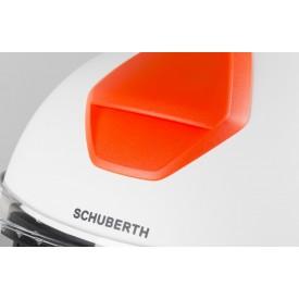 Entrada aire superior SCHUBERTH M1PRO naranja