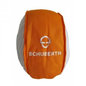 Bolsa casco SCHUBERTH blanco naranja