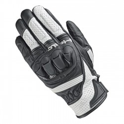 Guantes Racing HELD SPOT blanco negro