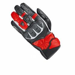 Guantes sport cortos HELD DASH rojo negro