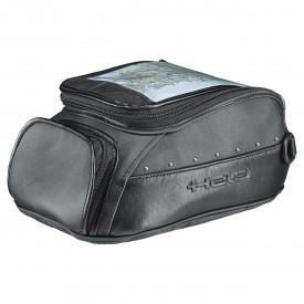 Bolsa deposito cuero HELD CRUISER TANK BAG con rivetes