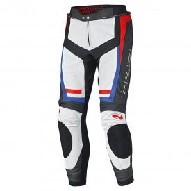 Pantalon mono piel HELD ROCKET 3.0 blanco rojo azul