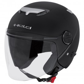 Casco HELD TOP SPOT Negro mate