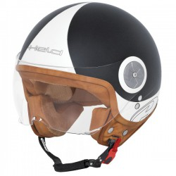 Casco HELD MC CORRY Negro mate