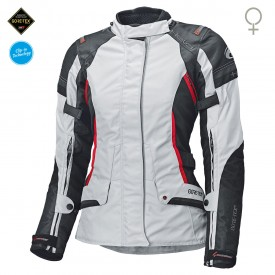 Chaqueta touring mujer HELD MOLTO gris negro