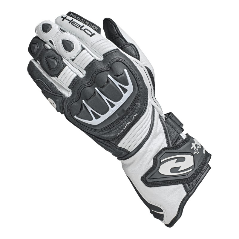 Guantes HELD EVO-THRUX II lady blanco negro