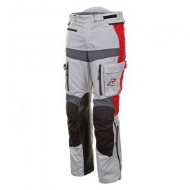 Pantalon RUKKA OFFLANE gris rojo