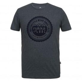 Camiseta RUKKA MITFORD antracita