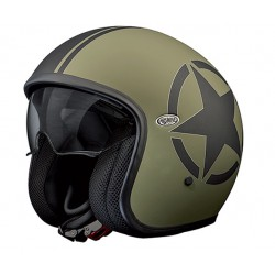 Casco PREMIER VINTAGE STAR MILITARY BM