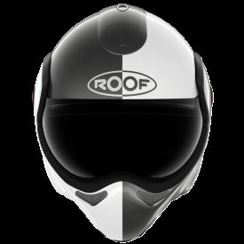 Casco ROOF RO9 BOXXER FACE Metal Blanco perla
