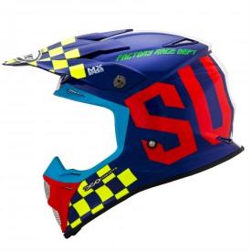 Casco motocross SUOMY MX SPEED MASTER Multi color