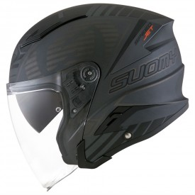 Casco SUOMY SPEEDJET SP-2 antracita mate
