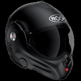 Casco ROOF RO32 DESMO Negro mate