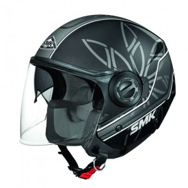 casco jet SMK cooper...