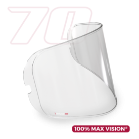 Pinlock 70 para casco SMK GLIDE