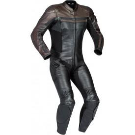 Mono piel IXON LEGENDARY Negro Marron