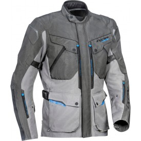 Chaqueta adventure IXON CROSSTOUR HP Antracita gris