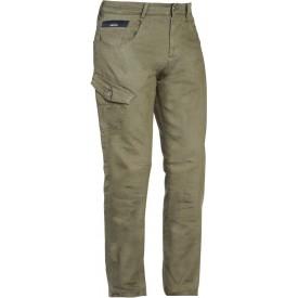 Pantalon con kevlar IXON DISCOVERY CAQUI