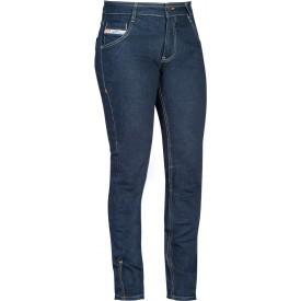 Pantalones tejanos IXON MIKKI azul marino mujer