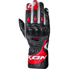 Guantes Sport IXON RS CIRCUIT R Negro Rojo
