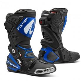 Botas racing FORMA ICE PRO Negro Azul