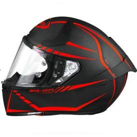 Casco SUOMY SR-GP CARBON SUPERSONIC Mate