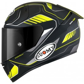 Casco SUOMY SR-GP GAMMA Mate Amarillo