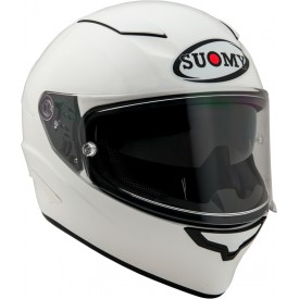 Casco SUOMY SPEEDSTAR Plain blanco