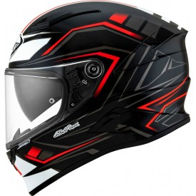 Casco SUOMY SPEEDSTAR GLOW Rojo