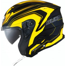 Casco SUOMY SPEEDJET READY Amarillo