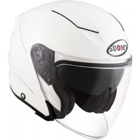Casco SUOMY SPEEDJET PLAIN blanco