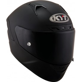 Casco integral KYT NX RACE PLAIN negro mate