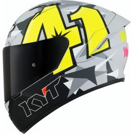 KYT NX Race Espargarò Replica 2019 Casco