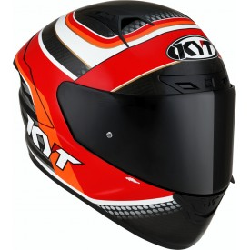 Casco KYT NX RACE Replica PIRRO carbon
