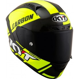 Casco KYT NX RACE CARBON RACE-D amarillo